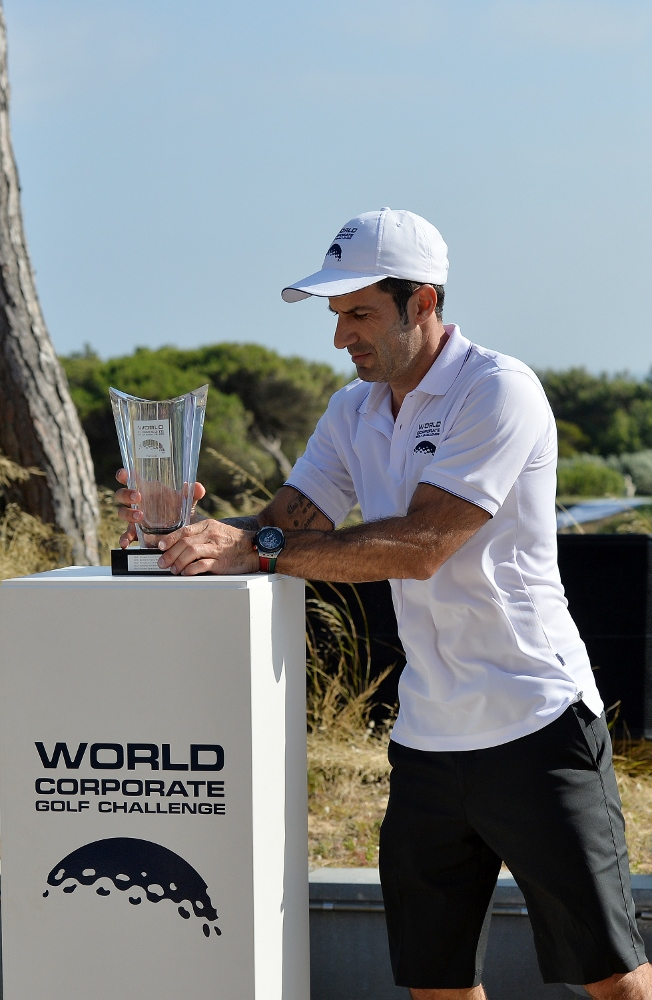 Cascais, 23/06/2016 - World Corporate Golf Challenge - Final.    Photo ©Octavio Passos